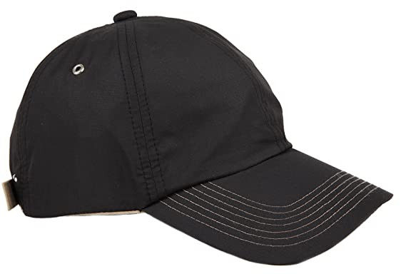 dd681a42f36 Emporio Armani EA7 adjustable women s hat baseball cap black UK size S  285202 4P297