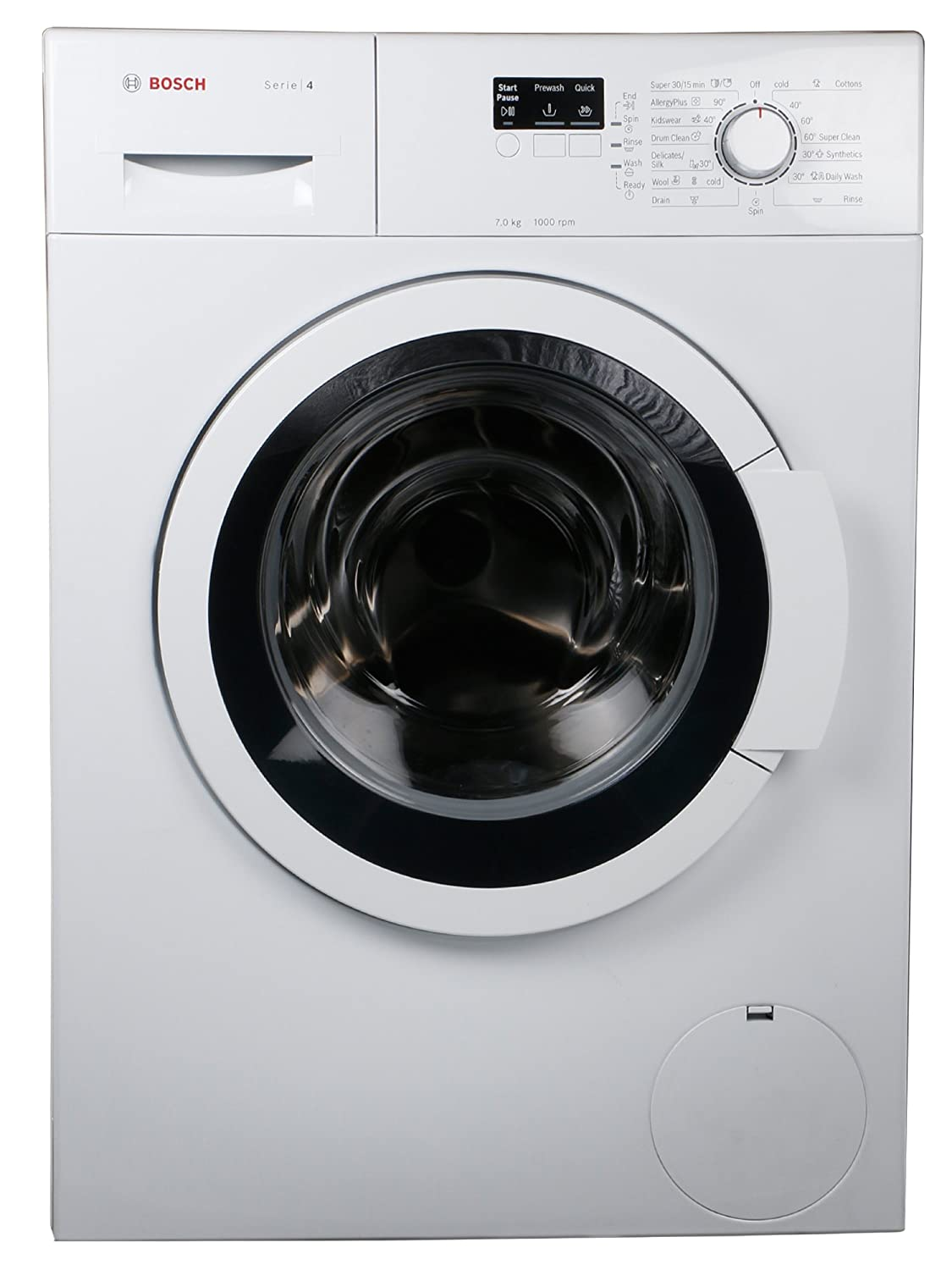 Bosch Wak20060in Fully Automatic Front Loading Washing Machine 7 Kg