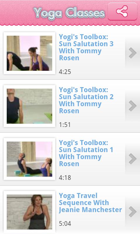 Clases de yoga: Amazon.es: Appstore para Android