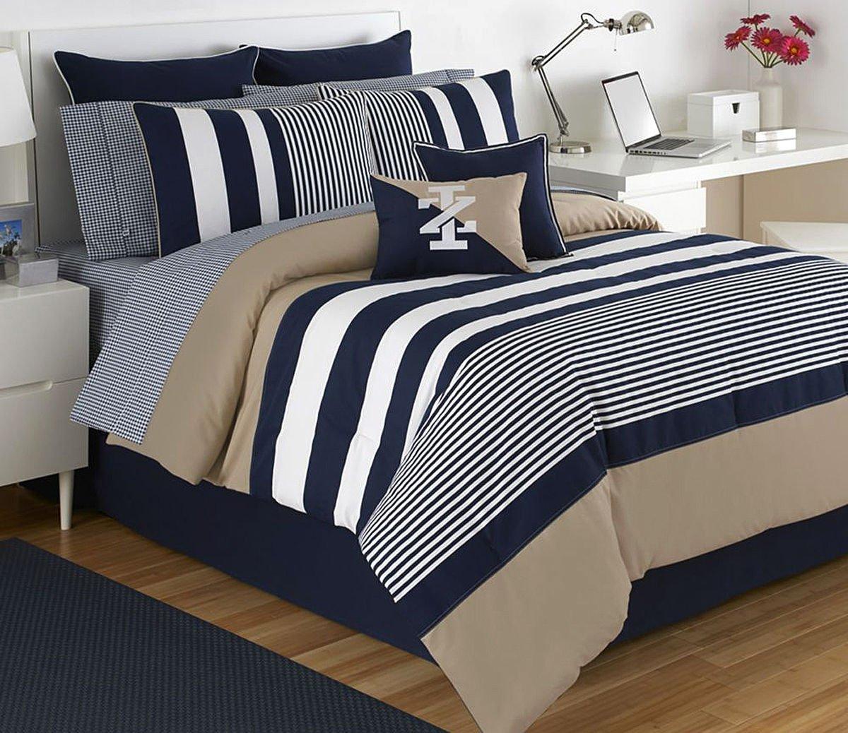 IZOD Classic Stripe Comforter Set by IZOD (Image #1)