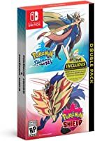 Pokemon Sword & Shield Dual Pack - Special Limited Edition - Nintendo Switch