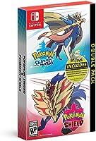 Pokémon Sword and Pokémon Shield Double Pack - Double Pack Edition