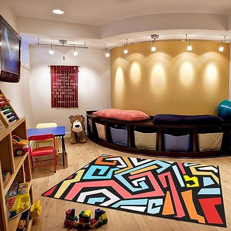 Kid Bedroom Rug, 4u0027x 6u0027 YAMTION Boys And Girls Area Rug,