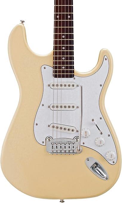 G y L Tribute S500 guitarra eléctrica,: Amazon.es: Instrumentos ...