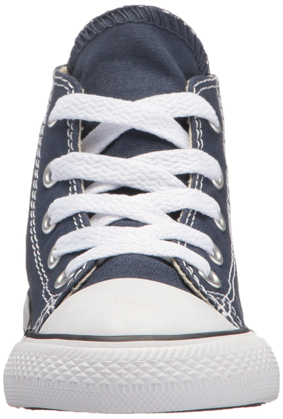 69ef599a436a Converse Sneaker Kids Chuck Taylor Chuck All Star Top Canvas High Top  Sneaker Navy 6a1e067