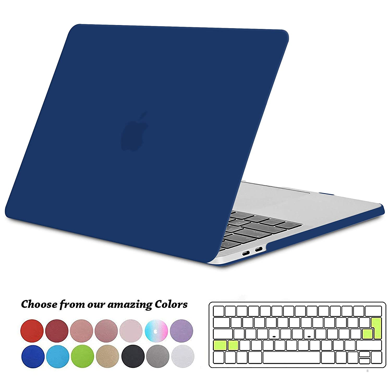 Tecool Custodia MacBook PRO 15 Retina Case Cristallo Grigio A1398 Plastica Case Dura Cover Rigida Copertina con Copertura della Tastiera in Silicone per MacBook PRO 15.4 Pollici Retina Modello