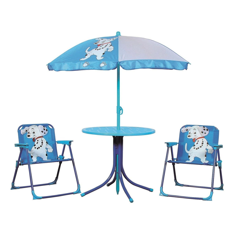 Amazon.de: My Garden 1002288 Kinder Camping Gartenmöbel Set 2 Stühle ...
