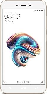 Redmi 5A 16  GB  2  GB RAM   Gold  Smartphones
