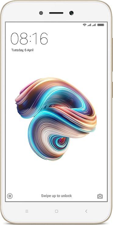 Redmi 5A 32 GB  3 GB RAM   Grey  Smartphones