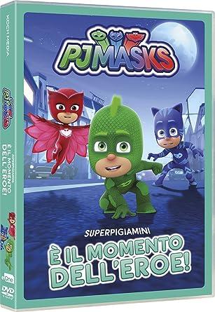 Pj Masks - Super Pigiamini - E Il Momento DellEroe! [Italia