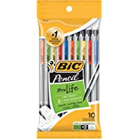 10CT BIC Xtra-Life Mechanical Pencil 0.7mm Deals