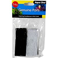 Aqua One Clearview 100 and Splish Splash Carbon Insert 25054c