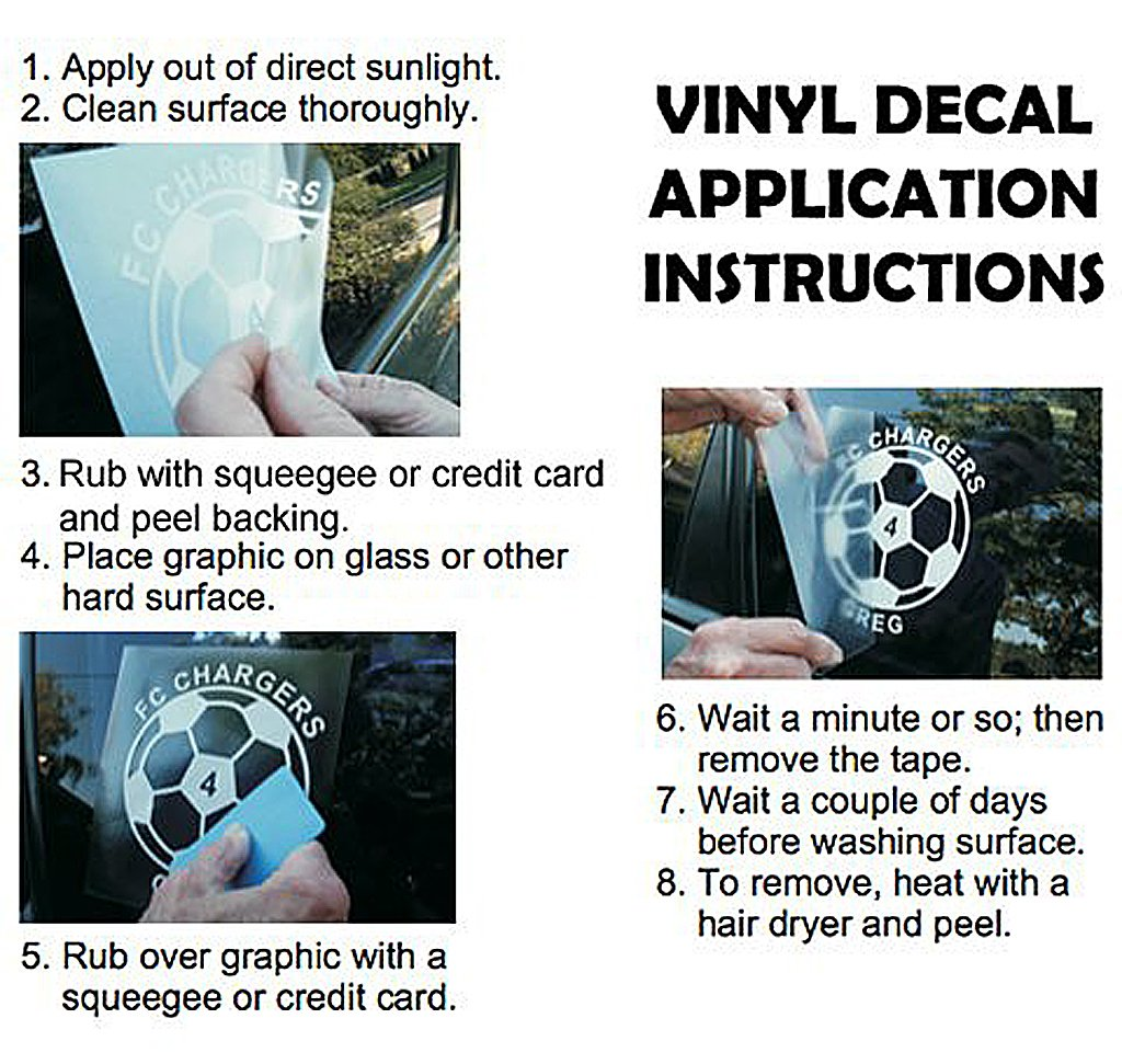 Amazoncom Fear No Fish Vinyl Window Decal Inch White By - Custom vinyl decal application instructions