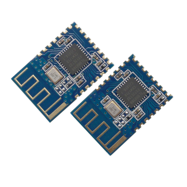 2PCS CC2541 4.0 Bluetooth UART Transceiver Module Transparent Serial Port HM-10