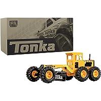 Tonka - Steel Classics Road Grader - Amazon Exclusive - Frustration Free Packaging