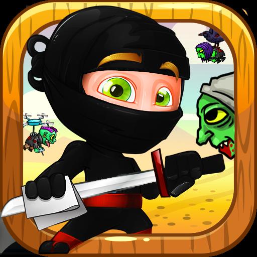 Little Ninja Run : An Adventure Survival: Amazon.es ...