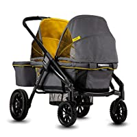 Deals on Evenflo Pivot Xplore Double Stroller Wagon