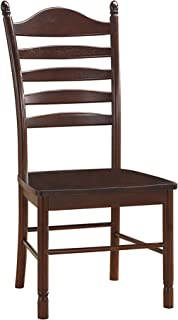 product image for Carolina Chair & Table Whitman Dining Chair, Espresso