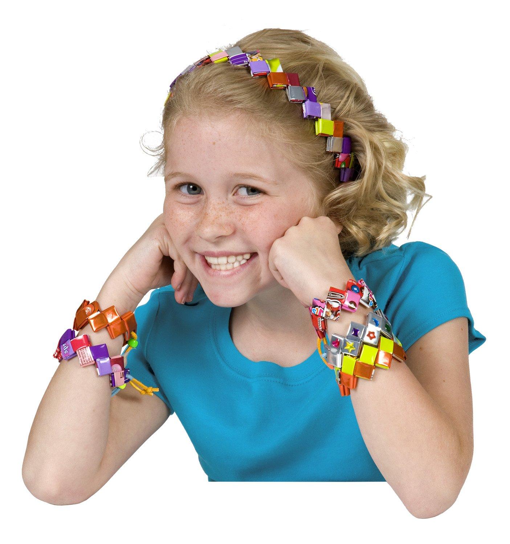 ALEX Toys Do-it-Yourself Wear M/&MS Candy Wrapper Jewelry 759W