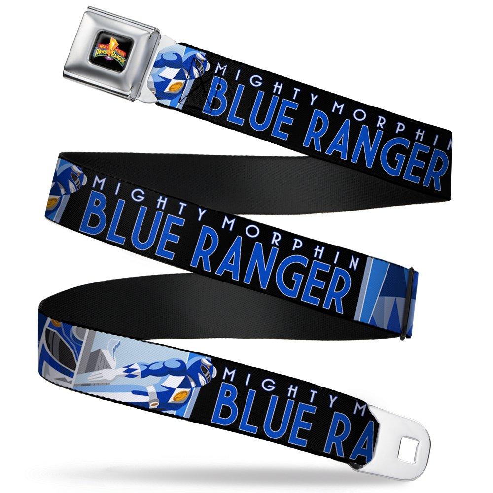 Buckle Down boys Buckle-down Seatbelt Belt Power Rangers Regular