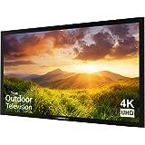 SunBriteTV Outdoor 43-Inch Signature 4K Ultra HD LED TV - SB-S-43-4K-BL Black
