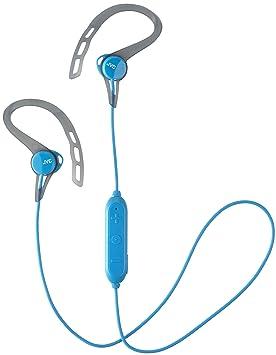 JVC HA-EC20BT Dentro de oído Binaural Inalámbrico Azul: Jvc: Amazon.es: Electrónica