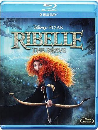Merida disney pixar ribelle the ribelle the brave fan art