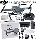 DJI Mavic Pro Collapsible Quadcopter Starters Videographer Bundle