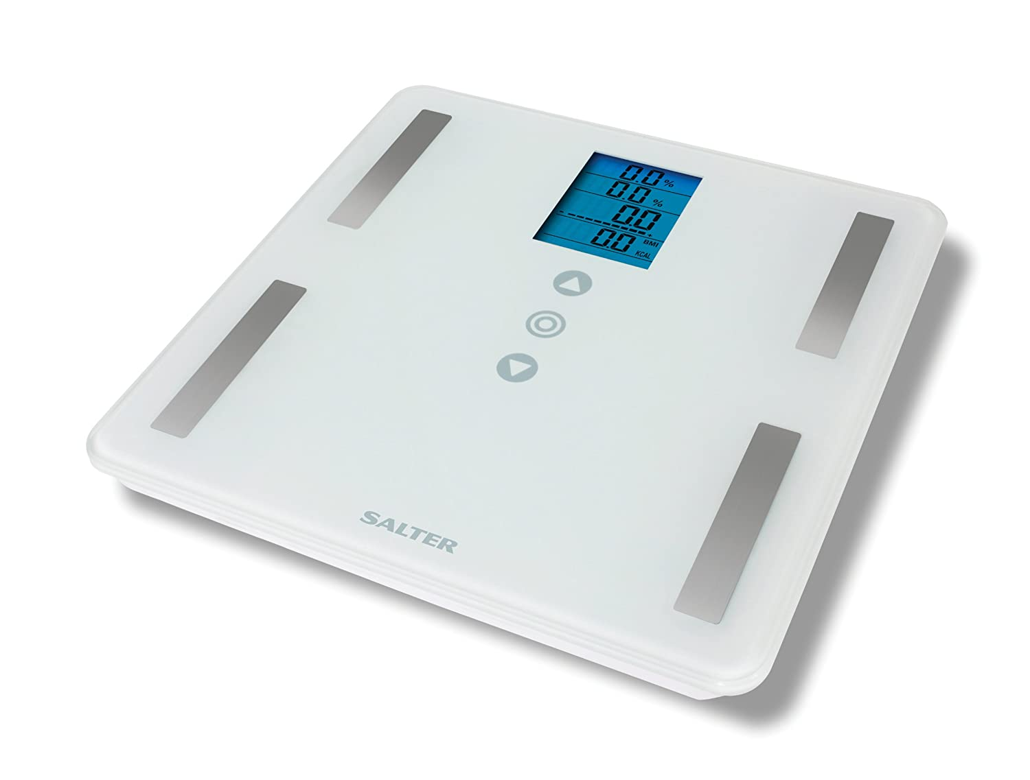 Salter Touch Body Fat Analyser Scale Amazon Kitchen Home