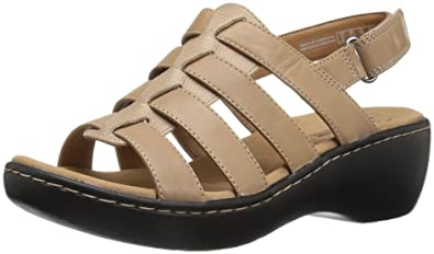 400bcc9e14a3 CLARKS Women s Delana Maloren Dress Sandal