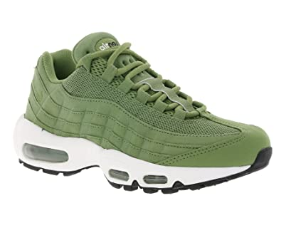 newest ea83a b20f6 NIKE WMNS Air Max 95 Women s Sneaker Green 307960 300, Size 38.5