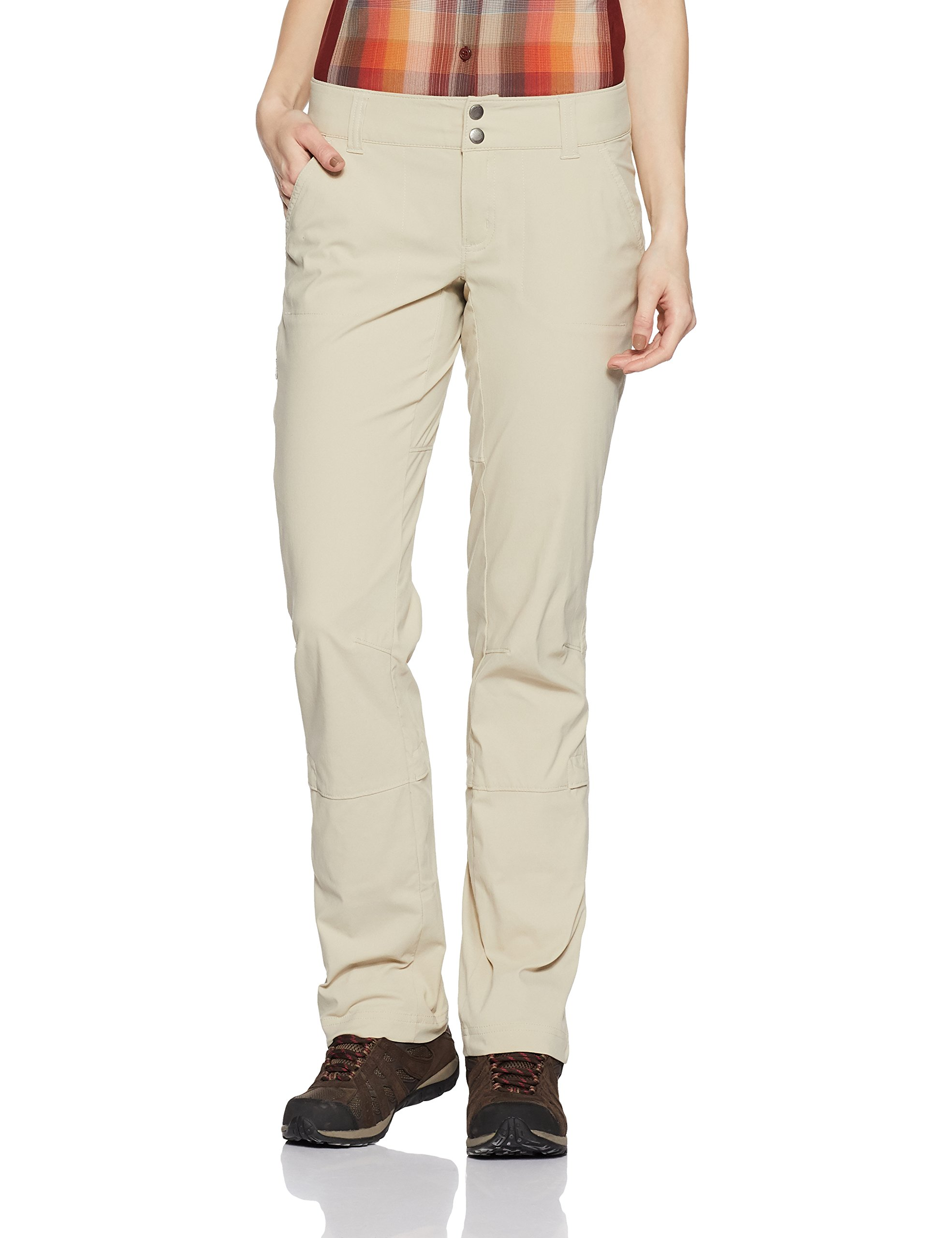 Columbia Sportswear Women's Saturday Trail Pants, Fossil,4 Regular by Columbia