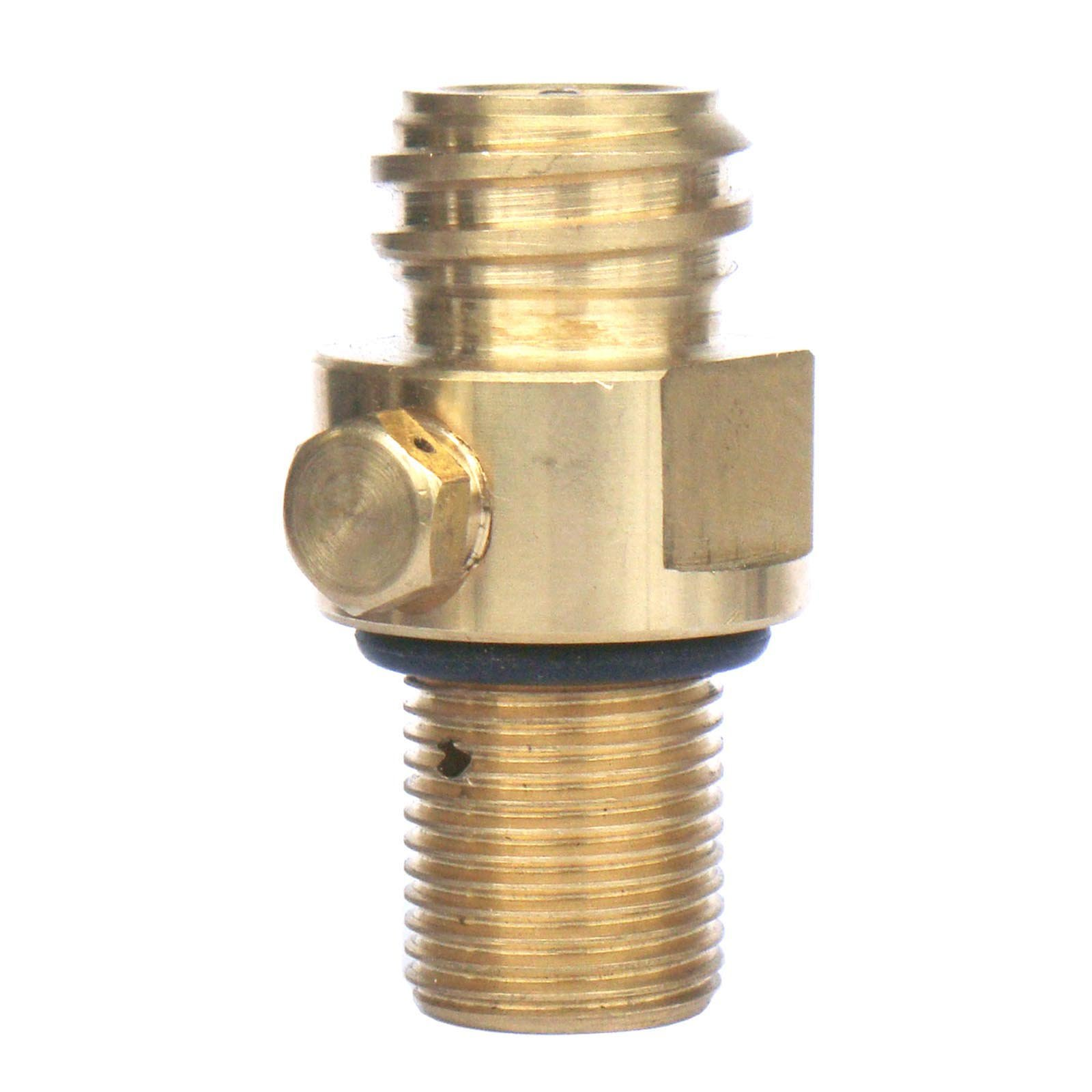New CO2 Tank Brass Soda Pin Valve
