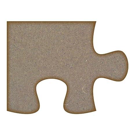 Medio de corte láser de madera MDF CRAFT formas espacios en blanco de varios diseños