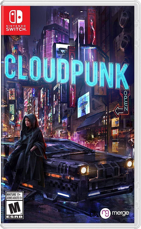 Cloudpunk - Nintendo Switch Standard Edition