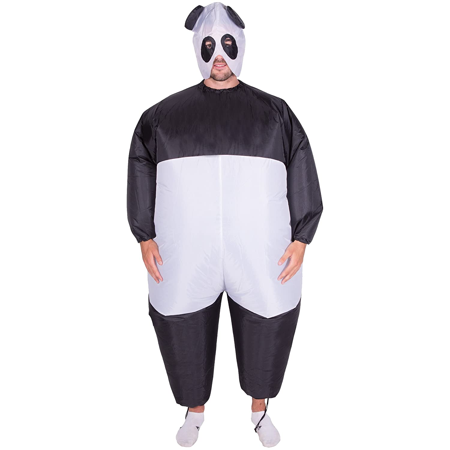 Bodysocks Inflatable Ride Me Adult Carry On Animal Fancy Dress Costume