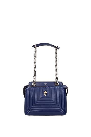 Image Unavailable. Image not available for. Color  Fendi women s leather shoulder  bag original dotcom ... d4947147f9a60