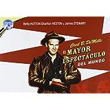 El Mayor Espectáculo  Del Mundo - Edición Horizontal [DVD]