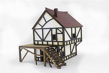 WWG Medieval Town - Casa de Campo medievo-fantástica en DM ...