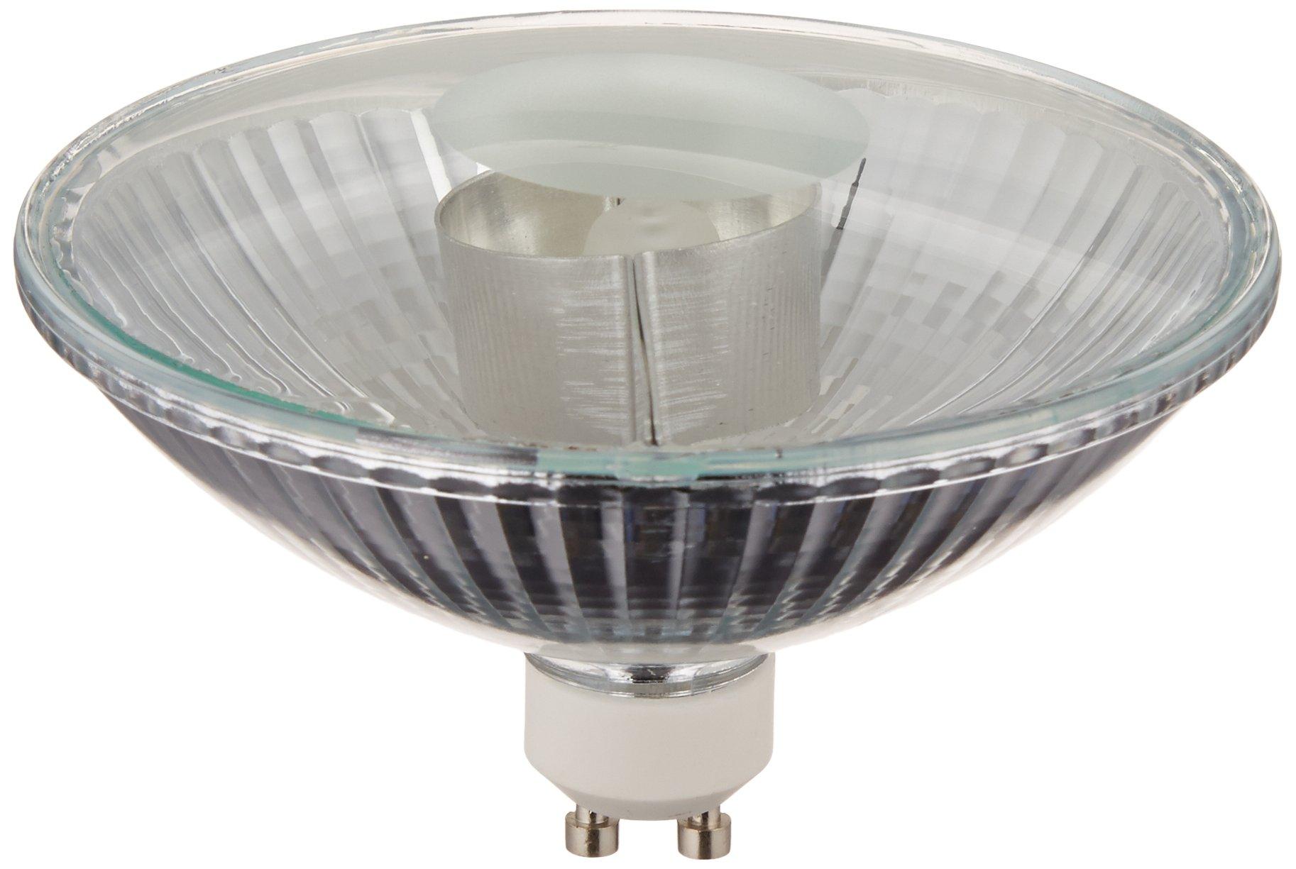 Bulbrite 75R111GU/FL 75-Watt Halogen R111 Reflector, GU10 Base Flood Light
