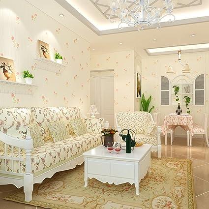 Wallpaper Idyllic Small Bedroom Warm Wallpaper Living Room
