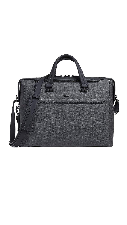 [トゥミ] ビジネスバック 公式 正規品 Ashton 「ギャヴィン」スリムブリーフ 0333252  グレー B07N1PP98Q