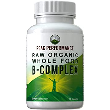 Amazon.com: Raw Organic Whole Food Vegan B12 Vitamina ...
