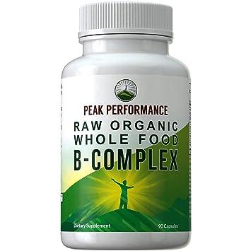 Amazon.com: Raw Organic Whole Food Vegan B12 Vitamina ...