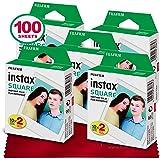 Fujifilm instax Square Instant Film (100 Exposures) for SQ6, SP-3, SQ20
