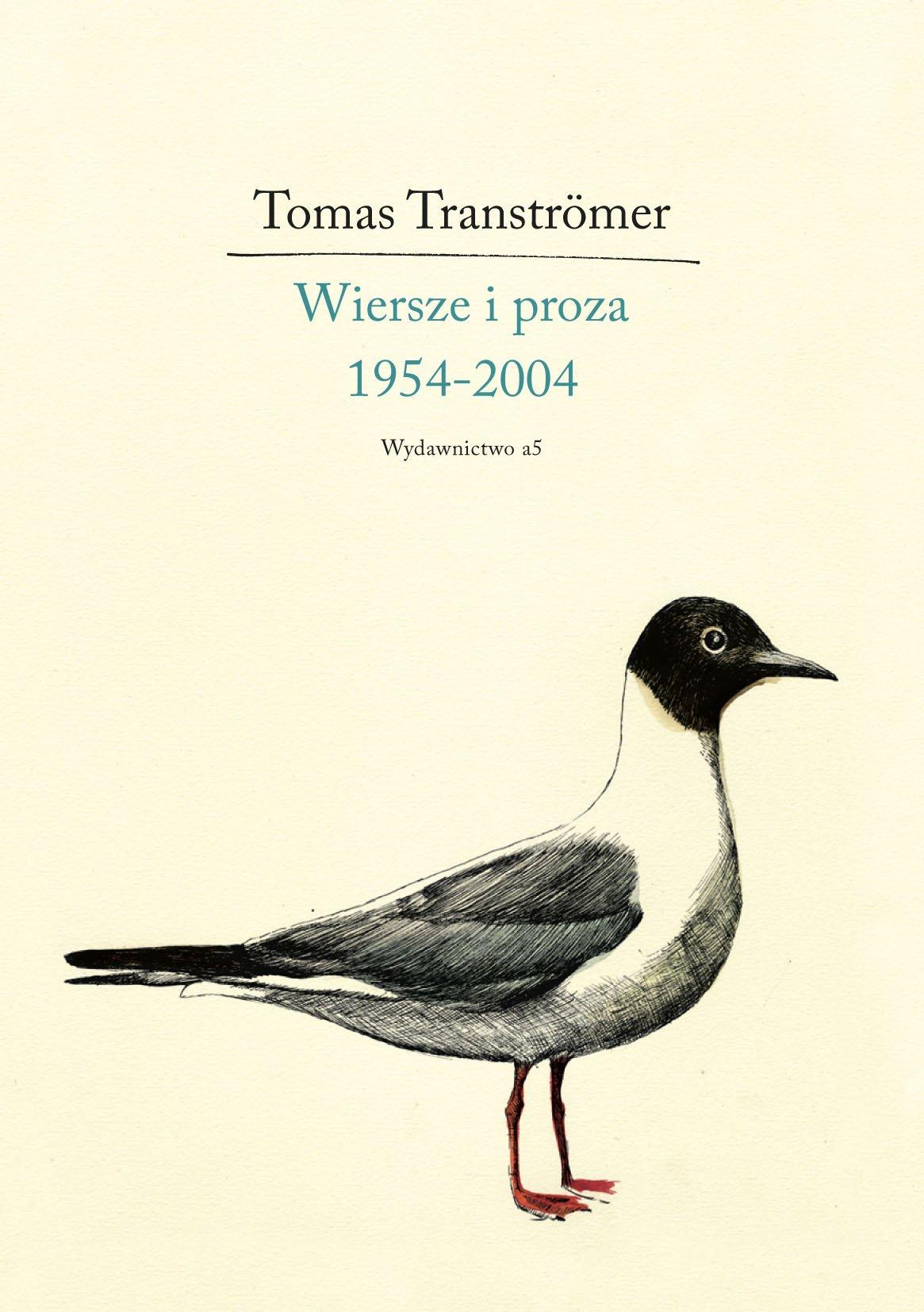 Wiersze I Proza 1954 2004 Amazones Tomas Tranströmer