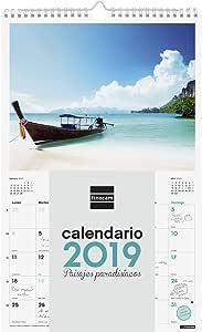 Finocam 780553119 - Calendario de pared 2019: Amazon.es: Oficina y ...