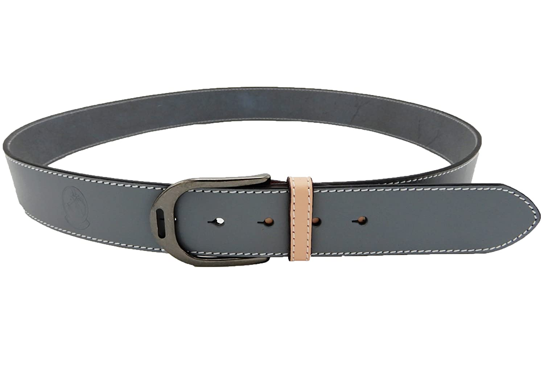 LILO Collections Estribo Grande 1.5 Stirrup Leather Belt