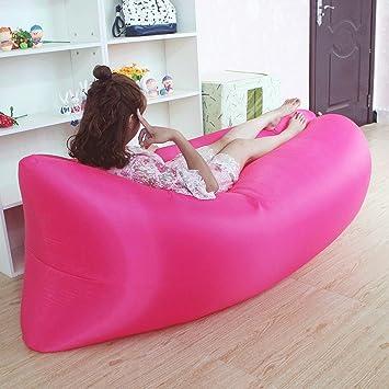 Amazon.com: DONGY - Cojín hinchable para sofá o tumbona de ...