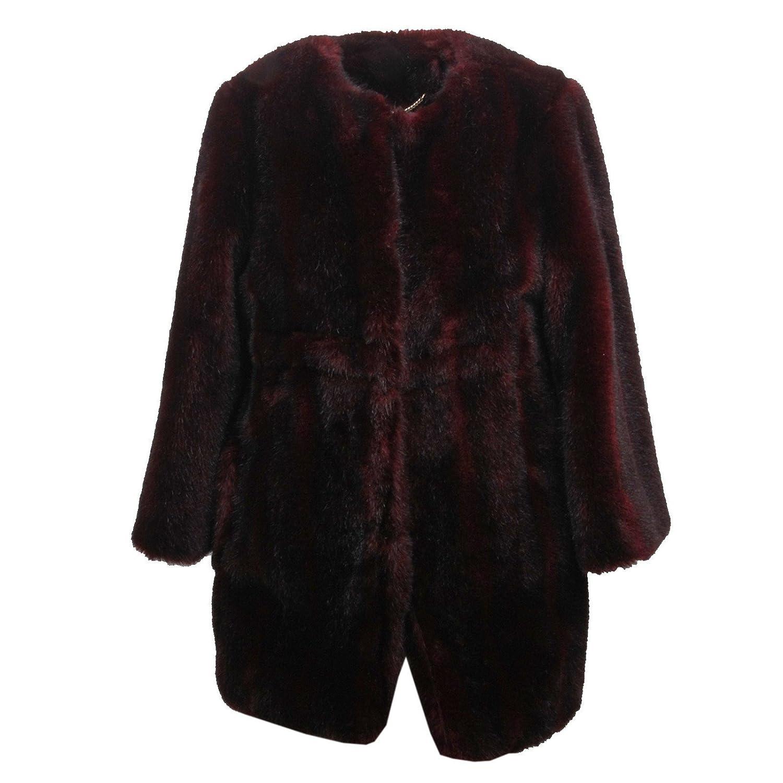MARELLA B6328 Giacca Donna Olga Bordeaux Jacket Woman [42]: Amazon.es: Ropa y accesorios